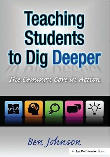 9781138136694: Teaching Students to Dig Deeper