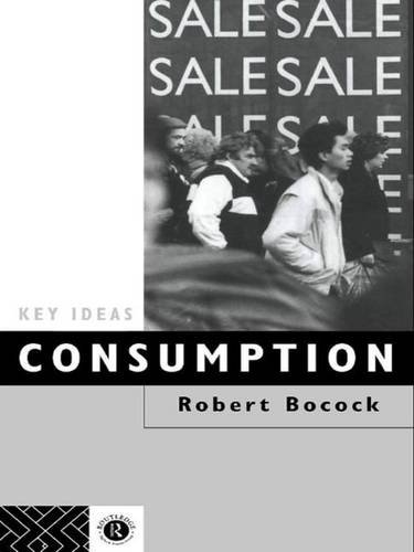 9781138137394: Consumption (Key Ideas)