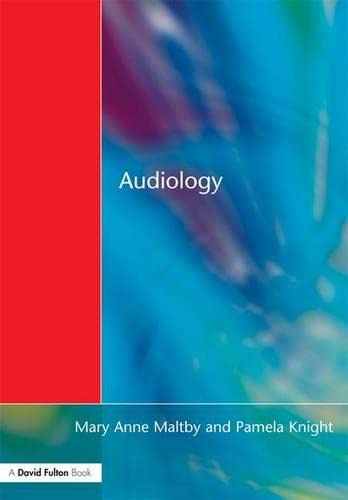9781138137516: Audiology: An Introduction for Teachers & Other Professionals