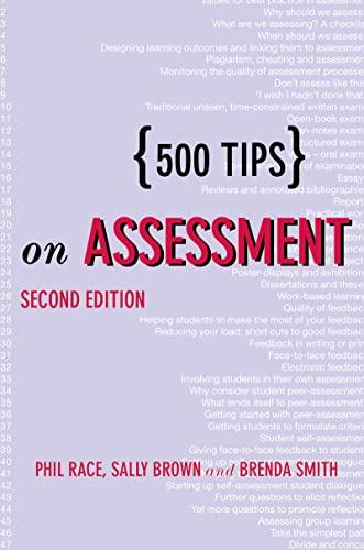 9781138137783: 500 Tips on Assessment
