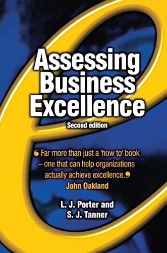 9781138137806: Assessing Business Excellence