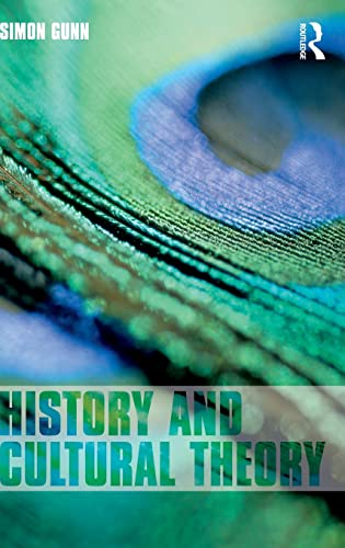 9781138137851: History and Cultural Theory