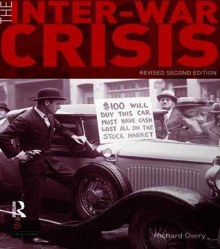 9781138137936: The Inter-War Crisis: Revised 2nd Edition (Seminar Studies)