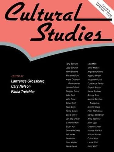 9781138138230: Cultural Studies