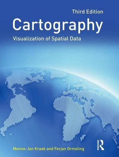 9781138138261: Cartography: Visualization of Spatial Data