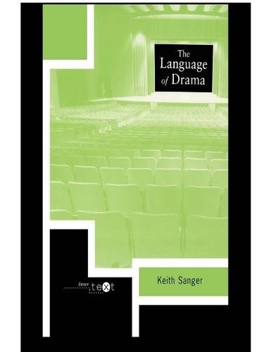 9781138138315: The Language of Drama (Intertext)