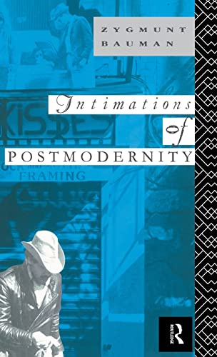 9781138138339: Intimations of Postmodernity