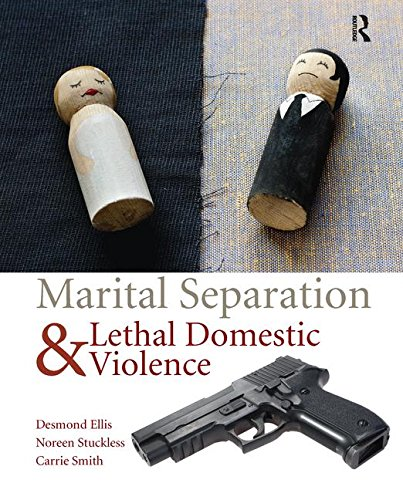 9781138139749: Marital Separation and Lethal Domestic Violence