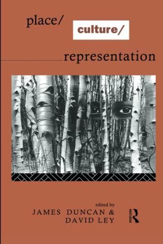 9781138140288: Place/Culture/Representation