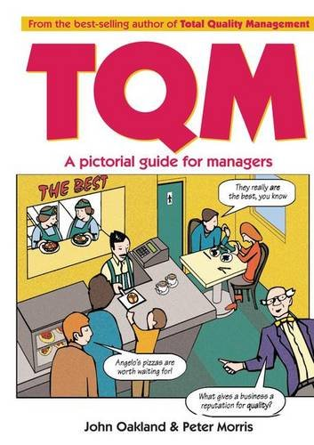 9781138140356: Total Quality Management: A pictorial guide for managers