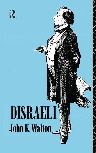 9781138140363: Disraeli (Lancaster Pamphlets)