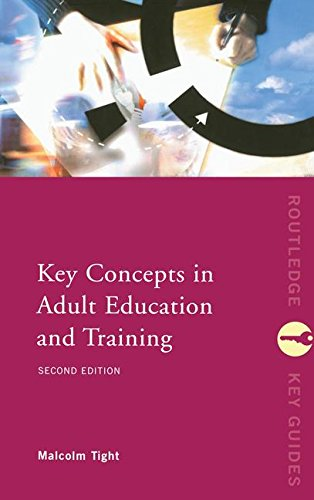 9781138140370: Key Concepts in Adult Education and Training (Routledge Key Guides)