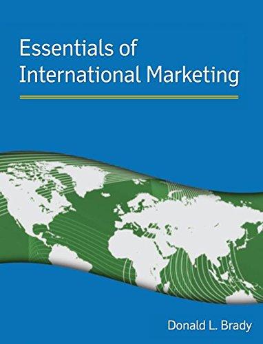 9781138140530: Essentials of International Marketing