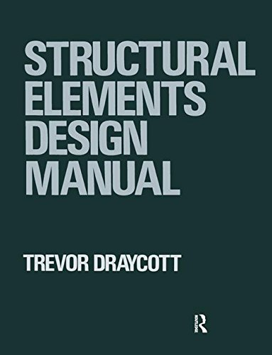 9781138140677: Structural Elements Design Manual