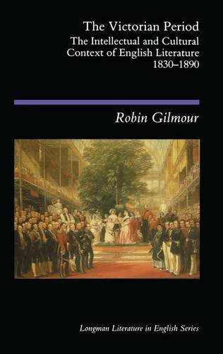 9781138140752: The Victorian Period: The Intellectual and Cultural Context of English Literature, 1830 - 1890 (Longman Literature In English Series)