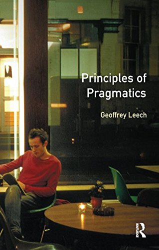 9781138142251: Principles of Pragmatics (Longman Linguistics Library)