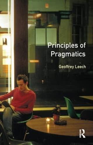9781138142251: Principles of Pragmatics
