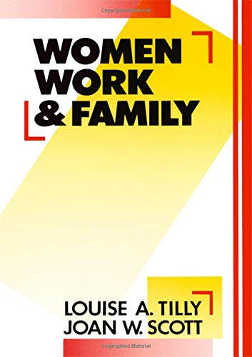 9781138142282: Women, Work and Family