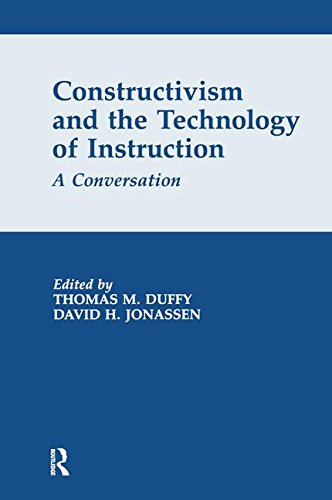 9781138142619: Constructivism and the Technology of Instruction: A Conversation