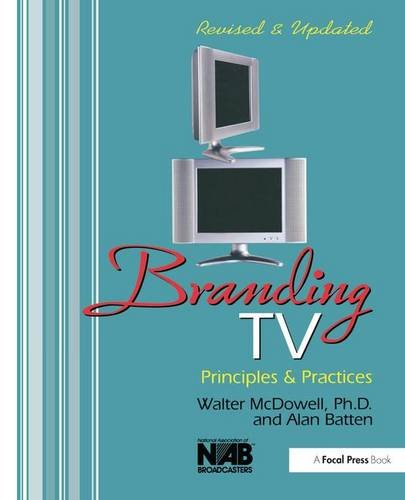 9781138142671: Branding TV: Principles and Practices