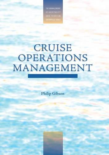 9781138143203: Cruise Operations Management