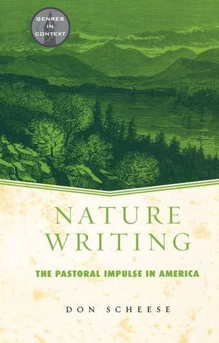 9781138143494: Nature Writing (Genres in Context)