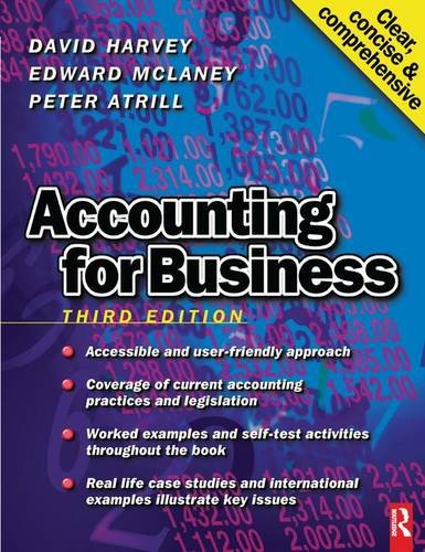 9781138143647: Accounting for Business