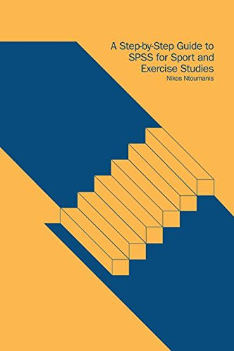 9781138144026: A Step-by-Step Guide to SPSS for Sport and Exercise Studies
