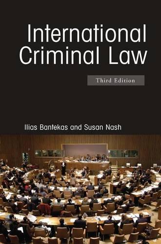 9781138144217: International Criminal Law