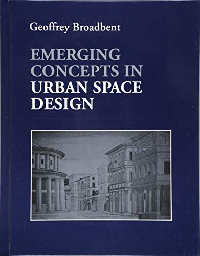 9781138144293: Emerging Concepts in Urban Space Design