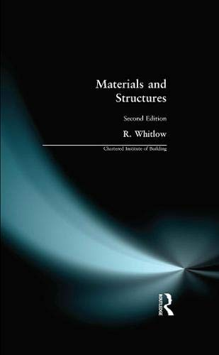 9781138144521: Materials and Structures (Chartered Institute of Building)
