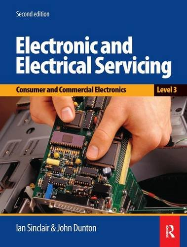 9781138145054: Electronic and Electrical Servicing - Level 3 , 2nd ed