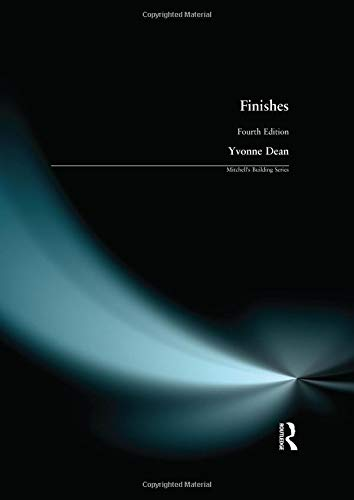 9781138145191: Finishes (Mitchell's Building Series)