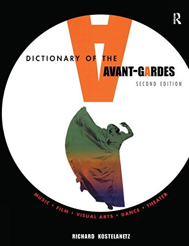 9781138145313: A Dictionary of the Avant-Gardes