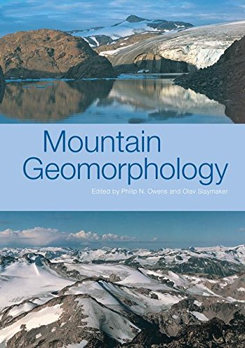9781138145740: MOUNTAIN GEOMORPHOLOGY