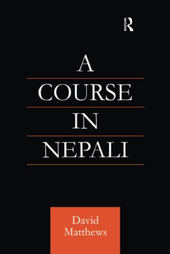 9781138145917: Course in Nepali