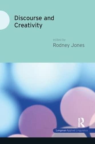 9781138146006: Discourse and Creativity
