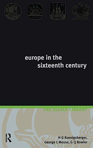 9781138146068: Europe in the Sixteenth Century (Silver Library)