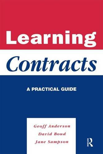 9781138146242: Learning Contracts: A Practical Guide