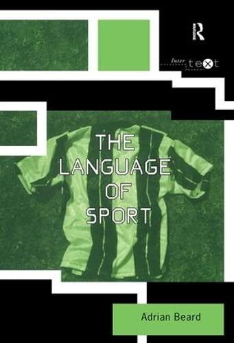 9781138146341: The Language of Sport (Intertext)