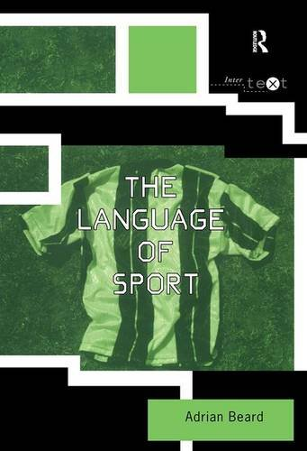 9781138146341: The Language of Sport