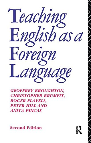 9781138147935: Teaching English as a Foreign Language