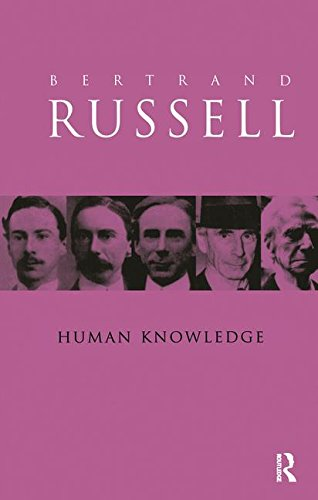 9781138148192: Human Knowledge: Its Scope and Value