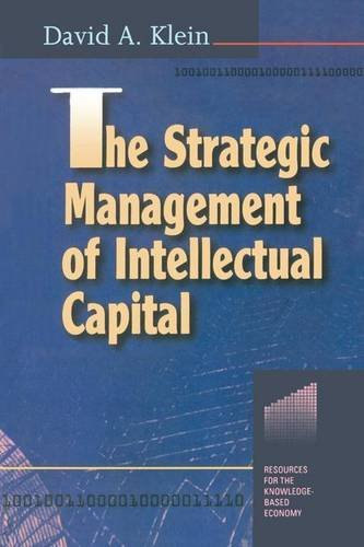 9781138148369: The Strategic Management of Intellectual Capital