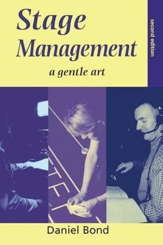 9781138149519: Stage Management: A Gentle Art