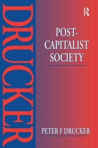 9781138151642: Post-Capitalist Society