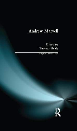 9781138152328: Andrew Marvell (Longman Critical Readers)