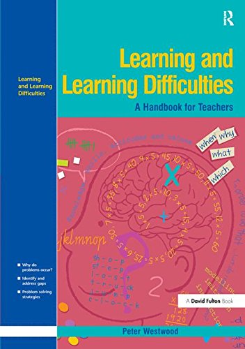 9781138157804: Learning and Learning Difficulties: Approaches to teaching and assessment