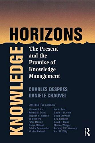 9781138159273: Knowledge Horizons