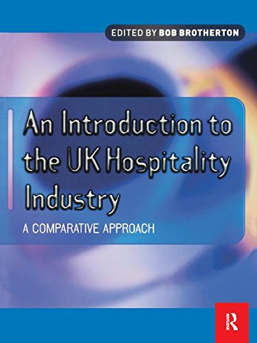 9781138159587: Introduction to the UK Hospitality Industry: A Comparative Approach